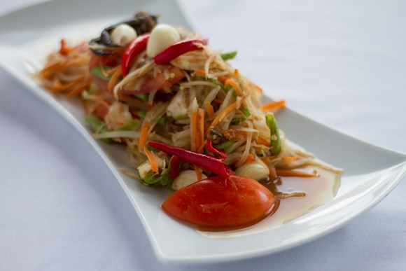 Enjoy these top thai dishes for Aroma royal thai cuisine nj