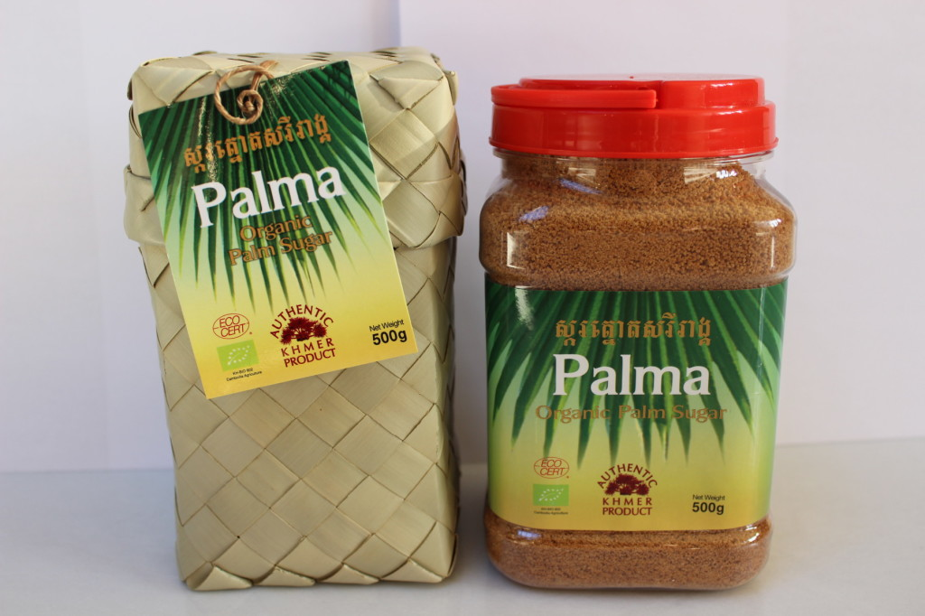 Palm sugar - Thai Ingredient