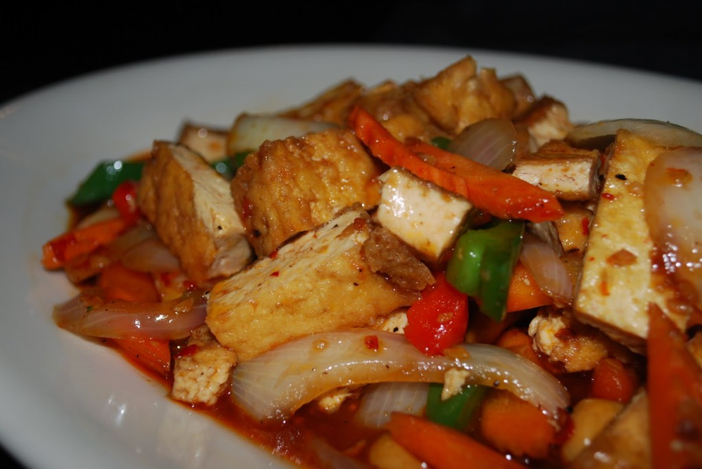 with amazing simple thai tofu vegetarian thai noodle pad thai used to ...