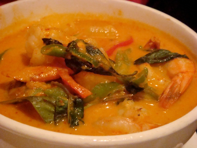 Red Shrimp Curry Recipe