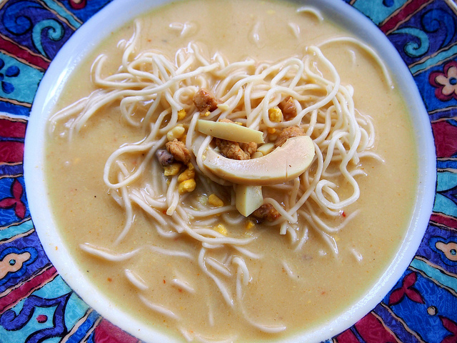 Coconut Curry Noodle
